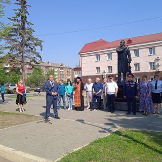 Выступление Городилова Р.Г