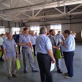 Встреча участников Ассоциации