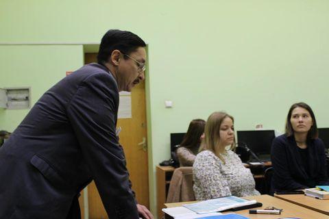 Теоретический семинар  «Основы интеллектуальной деятельности  в научных медиакоммуникациях»  3