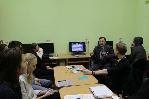 Теоретический семинар  «Основы интеллектуальной деятельности  в научных медиакоммуникациях»  14